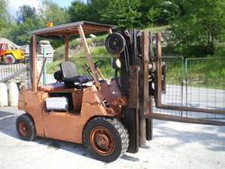 Forklift Balkancar - Lot 10 (Auction 1948)