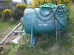 Cisterna con innaffiatoio - Lotto 18 (Asta 1948)