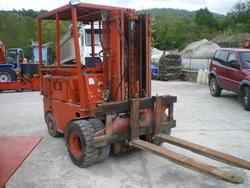Forklift OM - Lot 37 (Auction 1948)