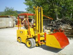 Forklift OM - Lot 38 (Auction 1948)
