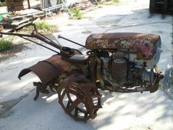 Rototiller Grillo - Lot 9 (Auction 1948)