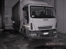 Iveco truck - Lot 76 (Auction 1952)