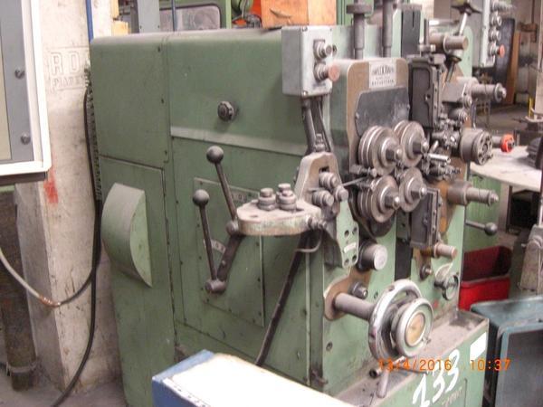133#19521 Macchina produzione molle Simplex Rapid