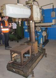 Carimate column drill - Lot 152 (Auction 19521)