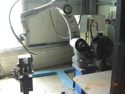 Robotic Panasonic welding island - Lot 222 (Auction 19521)
