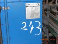 Welding machine VESA - Lot 243 (Auction 19521)