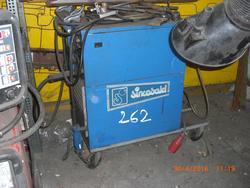 Sincosald continuous wire welding machine - Lot 262 (Auction 19521)