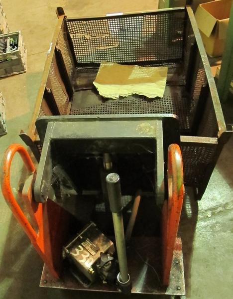 330#19521 Ribaltatore manuale