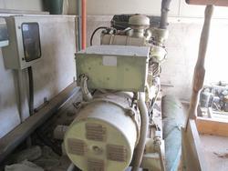 Gruppo elettrogeno - Lotto 17 (Asta 1956)