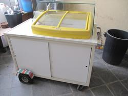 Ice cream trolley - Lot 8 (Auction 1956)