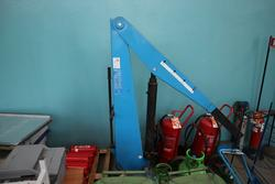 Shelving and various equipment - Lot 99 (Auction 1957)
