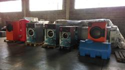 Industrial washer Domus dryers and water softener - Lot  (Auction 1959)