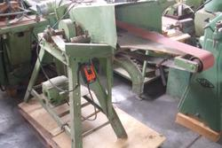 Horizontal wide belt sanding machine - Lot 41 (Auction 1961)