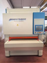 Infotronic sanding machine - Lot 42 (Auction 1961)