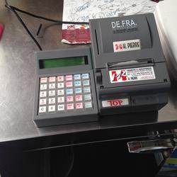 Cash register P R H  Pierre - Lot 2 (Auction 1964)