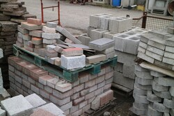 Self locking block paving - Lot 4 (Auction 1971)