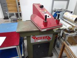 Chiesa Export punching machine - Lot 18 (Auction 1974)