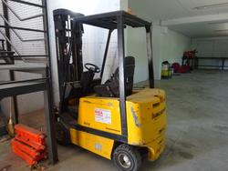 Jungheinrich Forklift - Lot 160 (Auction 1975)