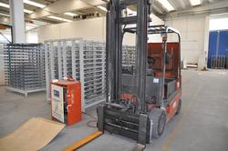 Nissan Battery Forklift - Lot 23 (Auction 1987)
