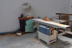 Belt sander machine - Lot 28 (Auction 1987)