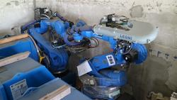 No 2 Welding cells with robot YASKAWA Motoman ES200D and positioners HSB 5000 SD - Lot 1 (Auction 1990)