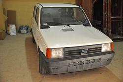 Fiat Panda 750 City Van - Lotto  (Asta 1997)