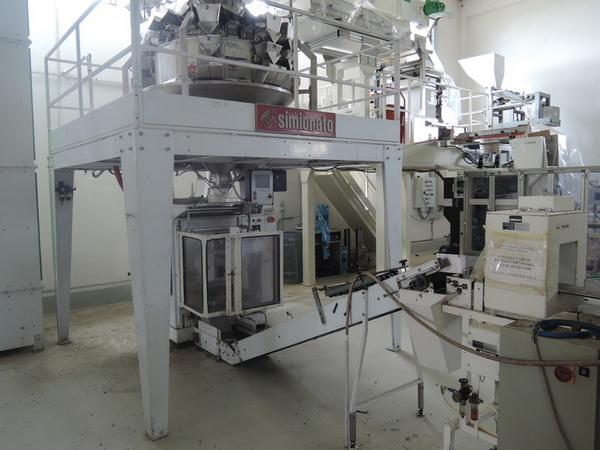 6#1998 Simionato packaging line