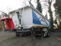 Andreoli semi trailer - Lot 11 (Auction 2000)