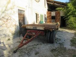 CTC cart - Lot 12 (Auction 2000)