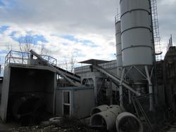 Impianto di betonaggio automatico VCM - Lotto 2 (Asta 2000)