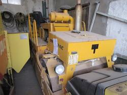 Dynapac mobile vibrating roller - Lot 34 (Auction 2000)