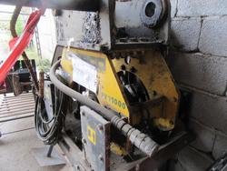 Orteco pile driver hammer - Lot 37 (Auction 2000)