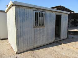 Prefabricated monobloc - Lot 53 (Auction 2000)