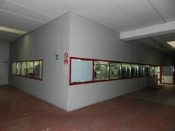 Cabina modulare Co.me.in - Lotto 12 (Asta 2002)