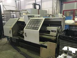 Parallel Momac and Comev lathe - Lot 13 (Auction 2002)