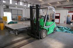 Cesab Forklift - Lot 24 (Auction 2002)
