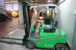 Cesab Forklift - Lot 25 (Auction 2002)