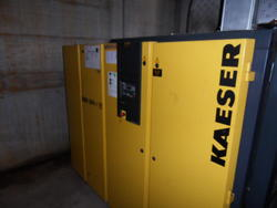 Kaeser Compressors and Dryers - Lot 3 (Auction 2002)