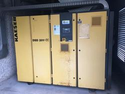 Kaeser Compressor and Dryer - Lot 4 (Auction 2002)