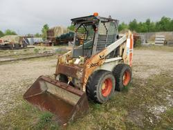 Bobcat skid steer loader - Lot 18 (Auction 2005)