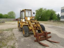 Benfra Backhoe loader - Lot 23 (Auction 2005)