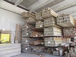 Lattice beams for armament - Lot 63 (Auction 2005)