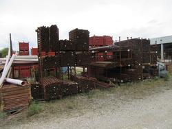 Scaffolding elements - Lot 64 (Auction 2005)