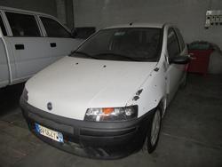 Fiat Punto truck - Lot 7 (Auction 2005)