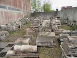 Construction stones - Lot 78 (Auction 2005)