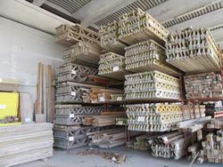 Lattice beams for armament - Lot 90 (Auction 2005)
