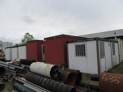 Prefabricated monoblocks - Lot 99 (Auction 2005)