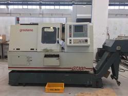 Graziano GT 300 CNC Lathe - Lot 15 (Auction 2006)