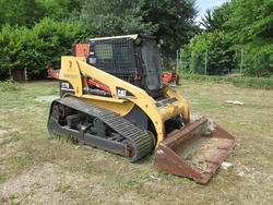 Cat 277b Compact Track - Lot 32 (Auction 2008)
