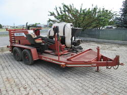 Perforatrice Ditch Witch JY520 - Lotto 37 (Asta 2008)